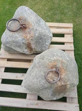 dinnie stones usawa